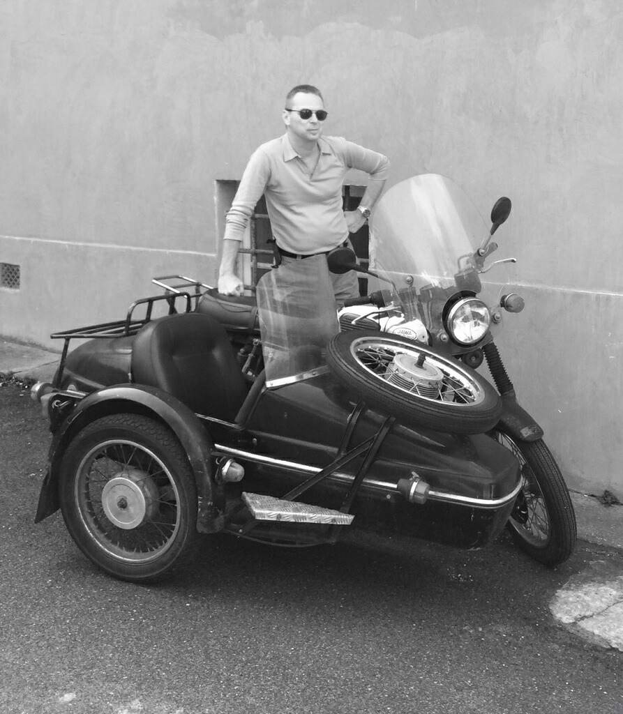 Mark in Italy